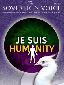 TSV - Je Suis Humanity cover