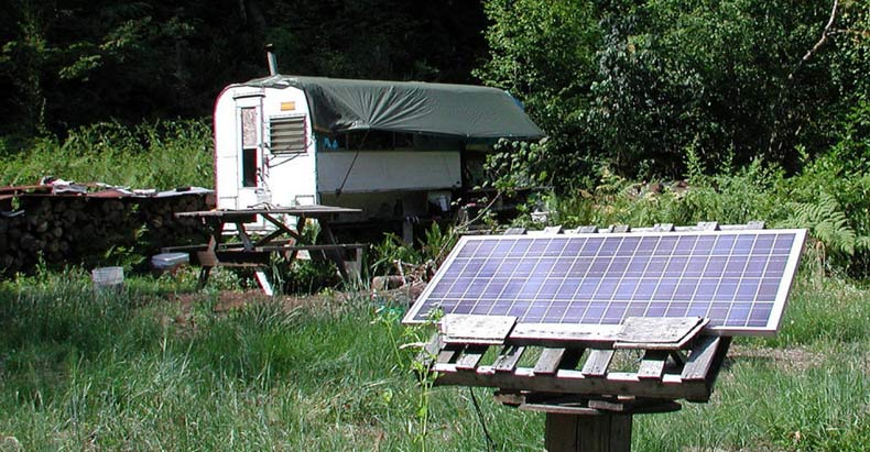 Camping Home Off-Grid b