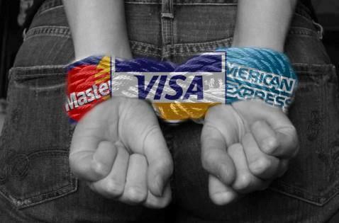 Visa-Mastercard-American-Express-Handcuffs