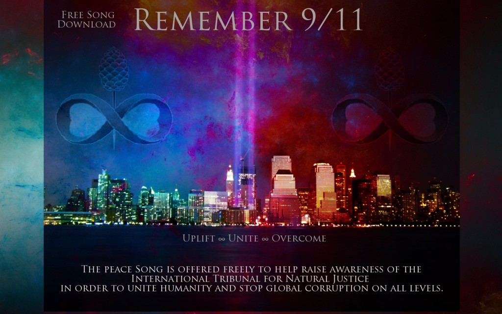 Remember 9-11 - Peace Song in Support of the ITNJ
